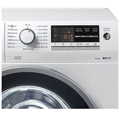 """西门子洗衣机""""门锁符号闪烁""""维修方法"""