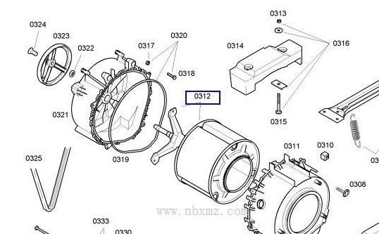 如何更换西门子滚筒洗衣机轴承?全程19步即可完美修复
